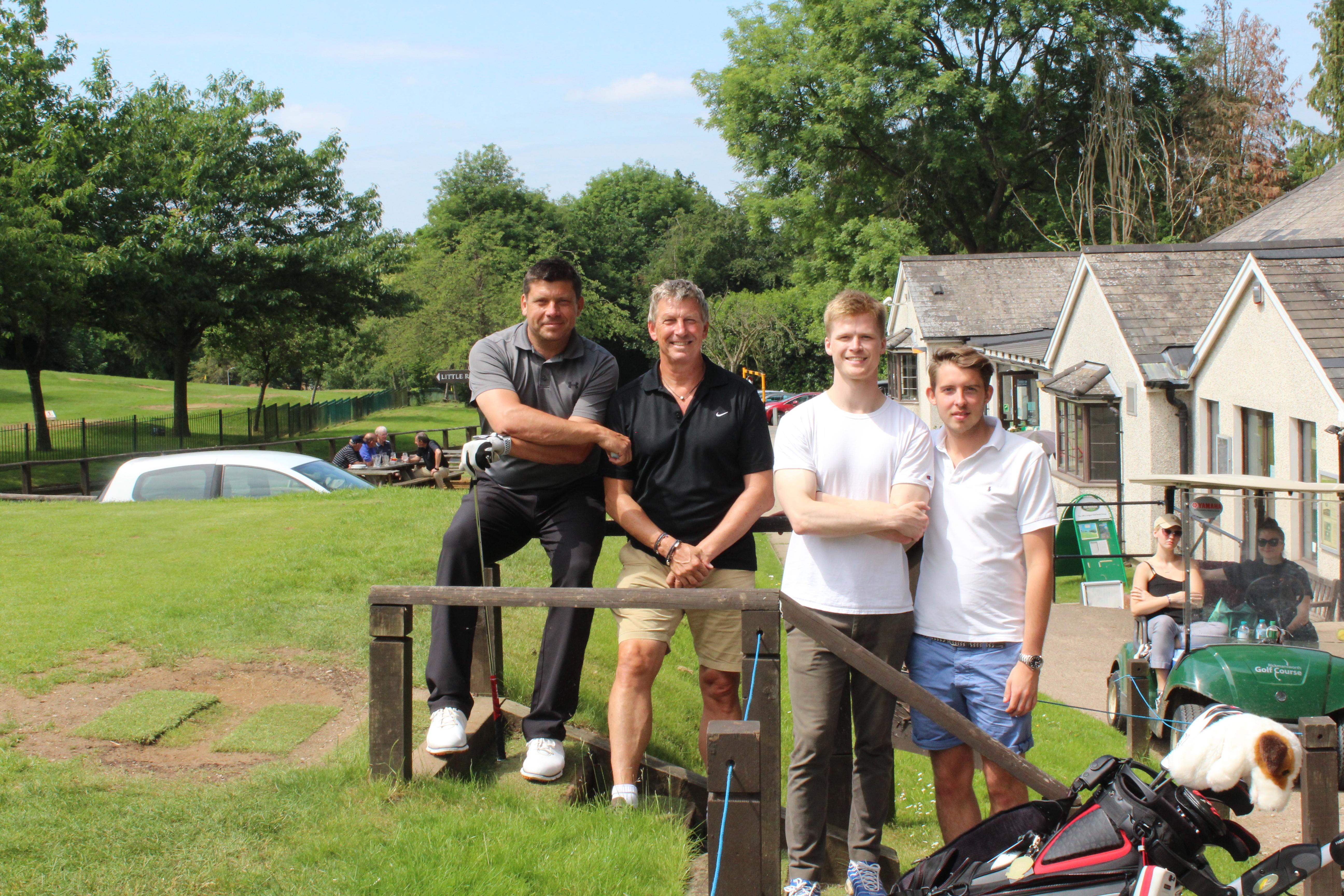 As Wild As 5th Annual Golf Day – Friday 14th June 2019 – Rickmansworth Golf Club